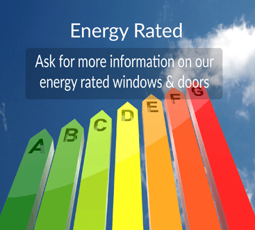 Energy rated information logo